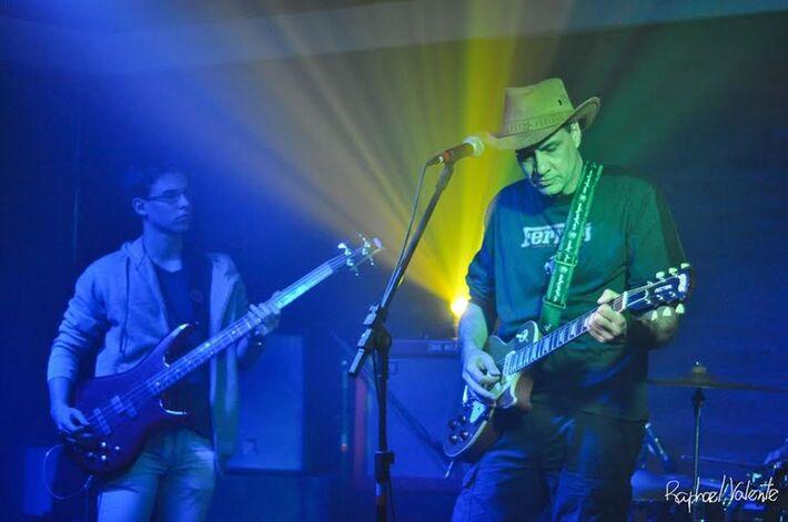 A banda Horse Society se apresenta no dia 24 de maior na Capital - Foto: Divulgação