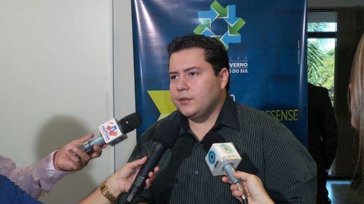 Diretor-presidente da Escolagov, André Luiz Godoy Lopes - Foto: Tayna Biázus