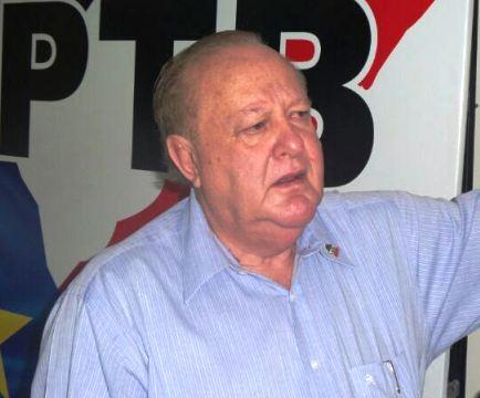 Presidente regional do PTB Ivan Louzada<br />Foto: Tayná Biazus