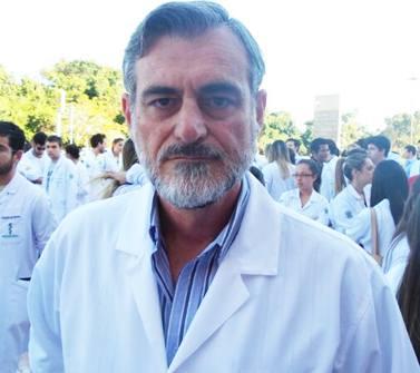 médico ginecologista Alex Bortotto<br />Foto: Dany Nascimento