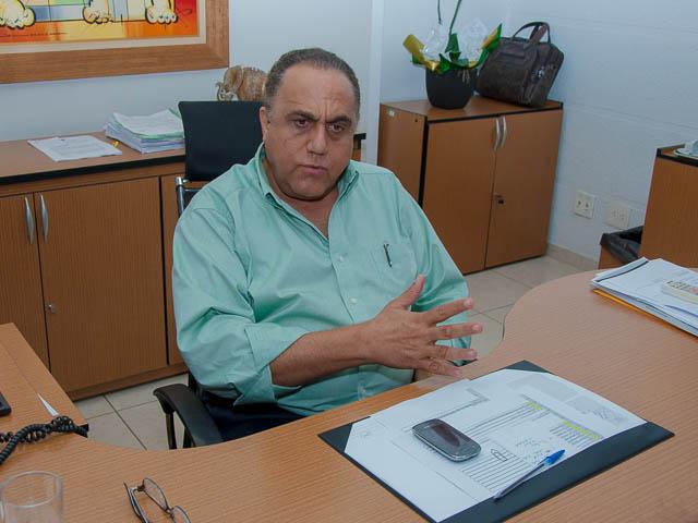 Segundo o secretário da Sesau (Secretaria Municipal de Saúde Pública), Dr. Jamal Salem muita coisa mudou na área da saúde em dois meses - Foto: Arquivo