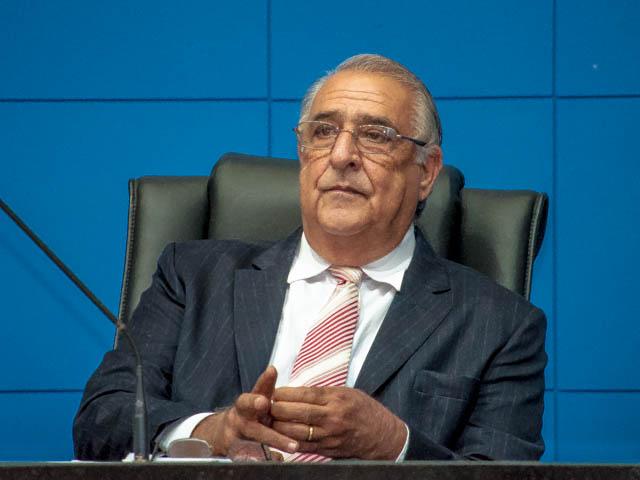 Deputado estadual e presidente da Assembleia Legislativa, Jerson Domingos<br />Foto: Arquivo