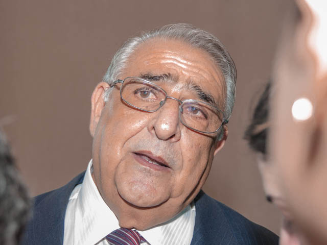 Deputado estadual e presidente da ALMS, Jerson Domingos (PMDB) - Foto: Arquivo