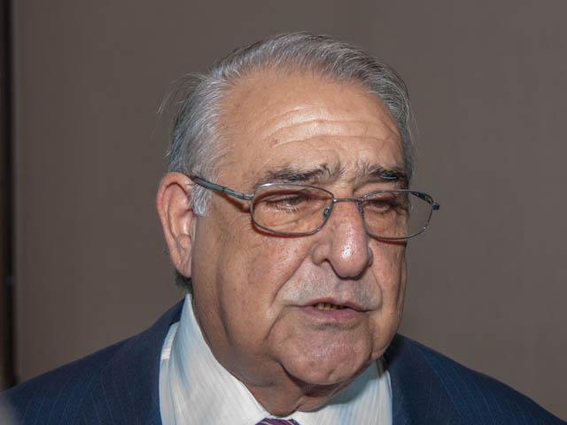 Deputado estadual e presidente da ALMS (Assembleia Legislativa de Mato Grosso do Sul), Jerson Domingos (PMDB) - Foto: Arquivo