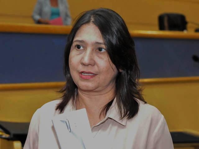 Vereadora Luiza Ribeiro (PPS)<br />Foto: Arquivo