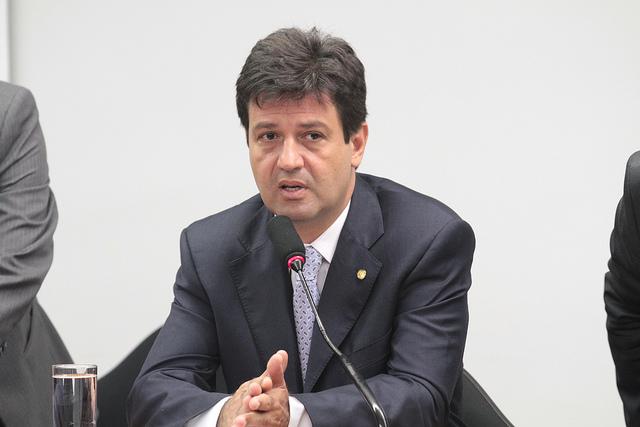 Deputado Federal Luiz Henrique Mandetta (DEM)
