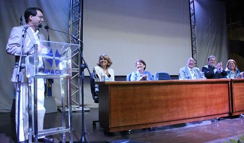 A reunião foi realizada no Auditório da Mace na última sexta-feira - Foto: Divulgação