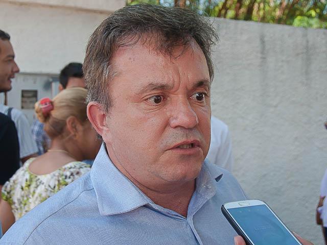 Deputado Federal Vander Loubet (PT)<br />Foto: Arquivo