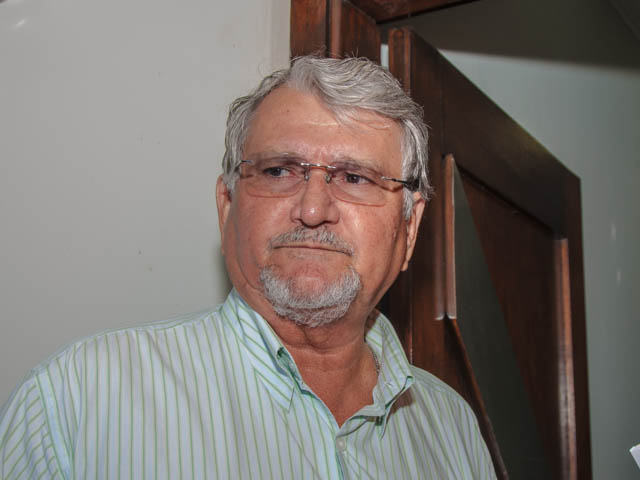 Vereador Zeca do PT - Arquivo