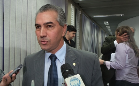 Deputado federal Reinaldo Azambuja (PSDB)