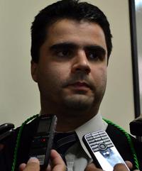 Prefeito Márcio Faustino de Queiroz (PSD) - Foto: Reprodução