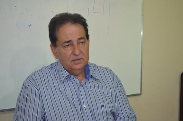 Ex-prefeito de Itaporã Marco Antonio Pacco (PMDB)<br />Foto: arquivo