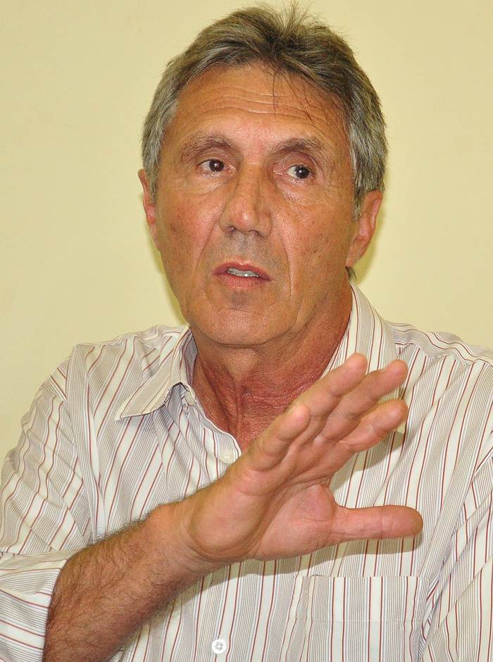 Prefeito perde paciência com racha do PT e exonera quatro indicados pelo partido<br />Foto: Marcos Tomé/Região News