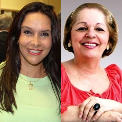 Tatiana Ujacow e Janete Moraes<br />Foto: Divulgação