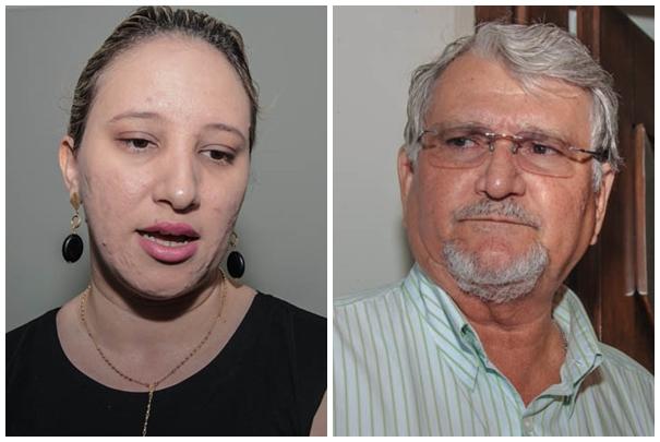 Vereadora Thais Helena (PT) e vereador Zeca do PT - Foto: Arquivo