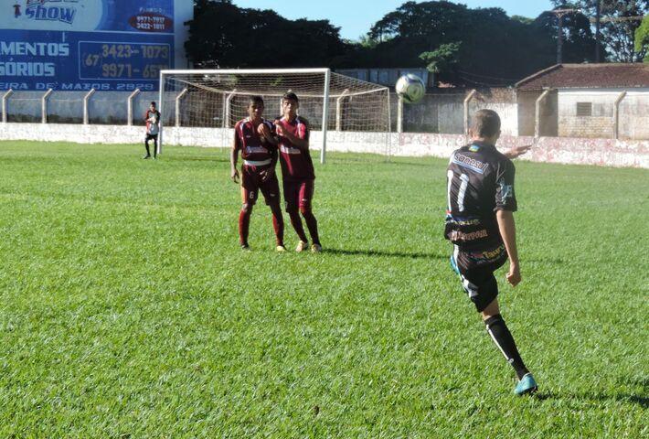 Ubiratan venceu a primeira na competição.<br />Foto: A Gazeta News/Renato Giansante