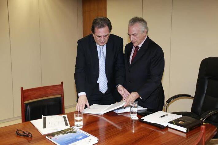 O projeto foi incluído no programa de prioridades do Governo Federal<br />Foto: Assessoria