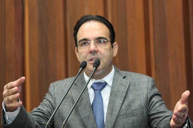Deputado estadual Felipe Orro (PDT) - Foto: Arquivo