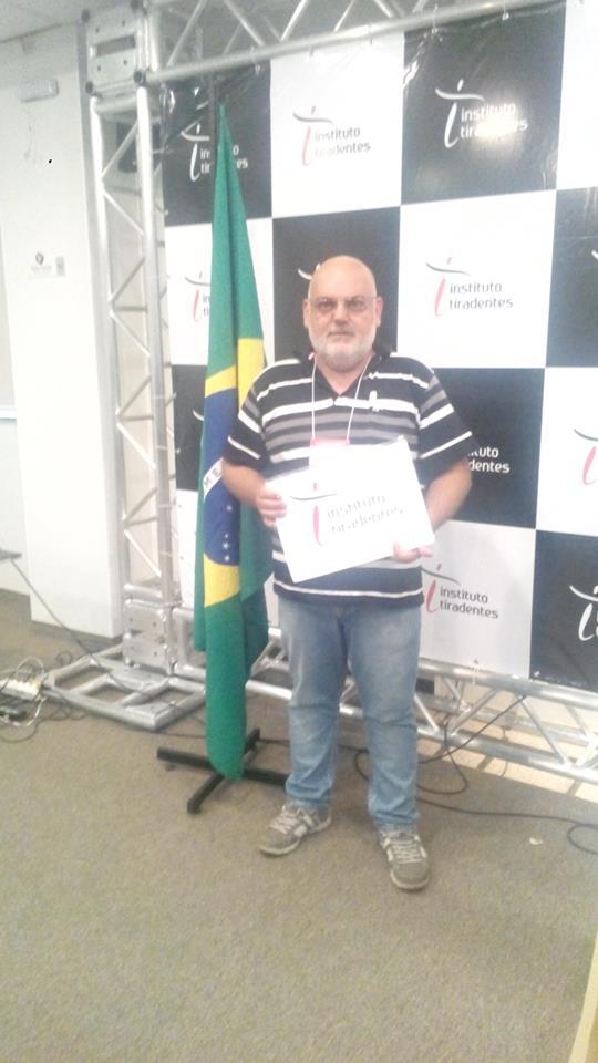 Vereador Paulo Puffy (PT)<br />Foto: arquivo
