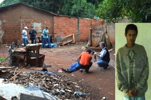 Fabio Junior tinha passagens pela polícia por crimes que variam de tentativa de homicídio a roubo (Foto: Sidnei Bronka)