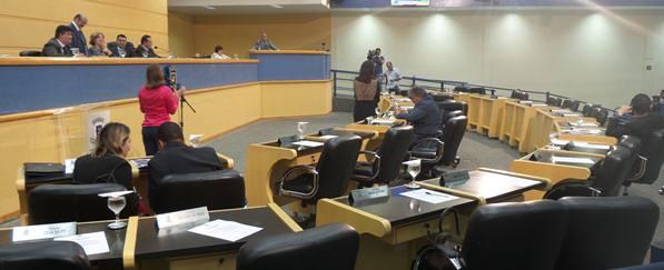 Câmara não vota vetos por falta de quórum<br />Foto: Tayná Biazus