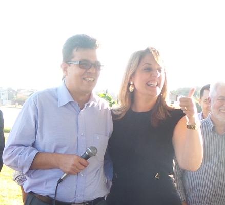 O prefeito de Campo Grande, Gilmar Olarte (PP) garantiu que pretende assistir o jogo ao lado da família - Foto: Dany Nascimento