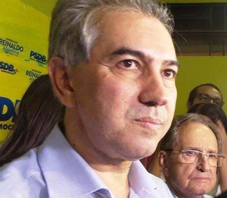 Pré-candidato ao governo do Estado, Reinaldo Azambuja (PSDB) - Foto: Dany Nascimento
