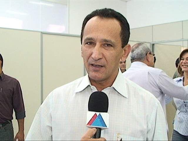 Vice-presidente regional do partido, Sérgio Assis (PSB)<br />Foto: Divulgação