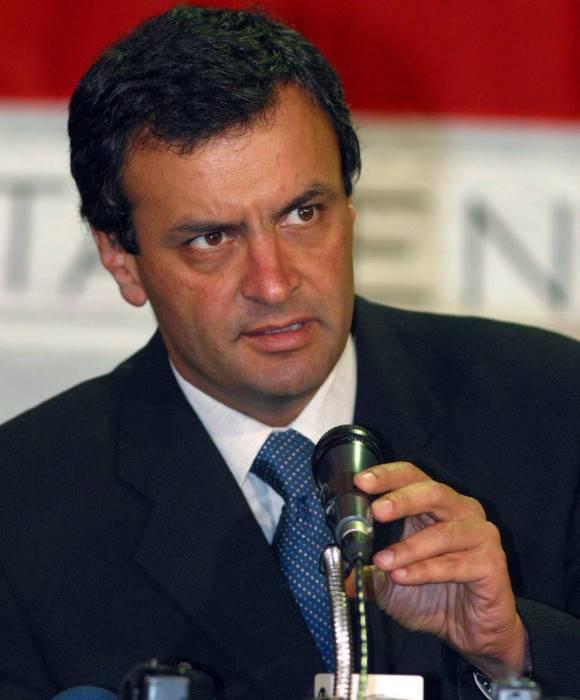 Presidente do PSDB e pré-candidato a presidência da república, Aécio Neves - Foto: Reprodução