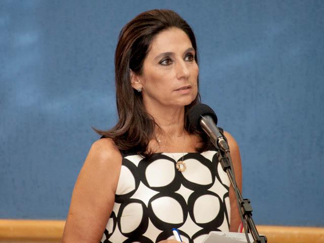 Vereadora Carla Stephanini (PMDB) - Foto: Arquivo