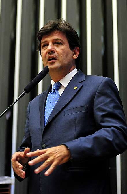 Deputado federal Carlos Henrique Mandetta (DEM)<br />Foto: Assessoria