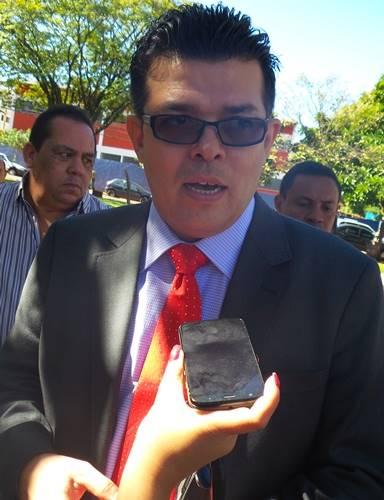 Prefeito de Campo Grande, Gilmar Olarte (PP) - Foto: Dany Nascimento