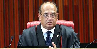 ministro Gilmar Mendes novo vice-presidente do TSE