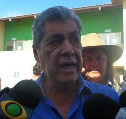 Governador de Mato Grosso do Sul, André Puccinelli (PMDB) - Foito: Dany Nascimento
