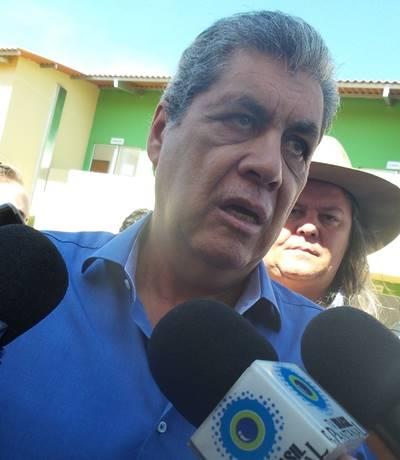 Governador de Mato Grosso do Sul, André Puccinelli (PMDB) - Foto: Dany Nascimento