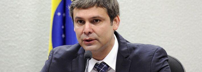 Pré-candidato do PT ao governo do Rio Lindberg Faria