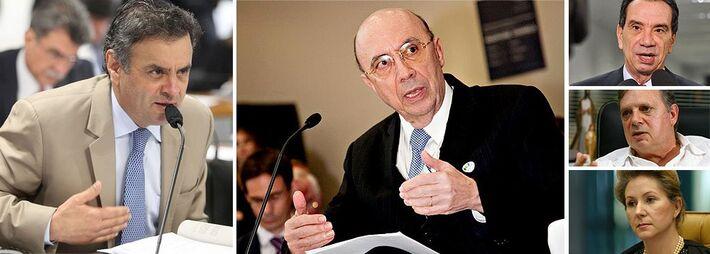 , tucanos dizem que interesse é mutuo e só esbarra no acordo nacional da sigla com a reeleição da presidente Dilma Rousseff.  Caso contrário, Aécio estuda três opções do PSDB: o senador Aloysio Nunes (SP), o ex-senador Tasso Jereissati (CE) e a ex-minis