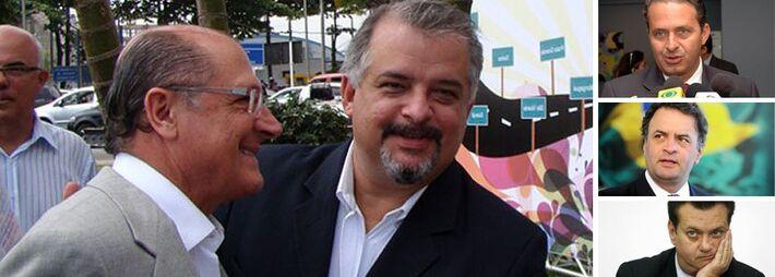 </p> Em convenção nesta sexta-feira, o PSB vai oficializar aliança com o PSDB em São Paulo.Após série de reuniões ontem, tucanos decidiram descartar o PSD de Gilberto Kassab para a vaga de vice na chapa pela reeleição do governador de São Paulo, Geraldo