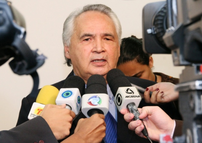 Deputado estadual, Londres Machado (PR).<br />Foto: Arquivo