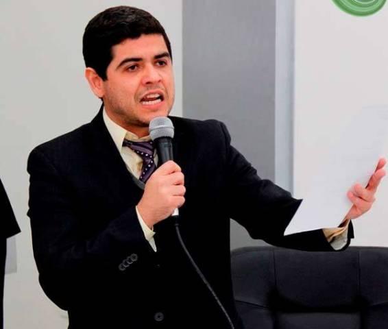 Vereador Marcus Douglas (PMN) de Naviraí<br />foto: arquivo