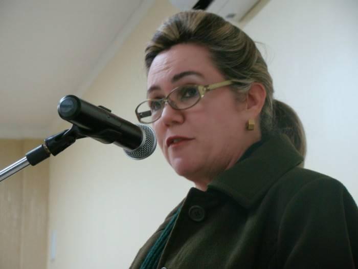 A vereadora Monalisa Alessi<br />Foto: Assesoria