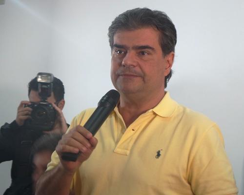 Pré-candidato ao governo do Estado, Nelson Trad Filho (PMDB) - Foto: Dany Nascimento