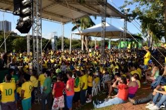 Como aconteceu no jogo anterior, na terça-feira (17), a Vila Brasil, que recebeu cerca de 5 mil torcedores, será aberta duas horas antes do início da partida, que está marcada para as 16 horas, em horário de Mato Grosso do Sul. Quem prefere assistir ao
