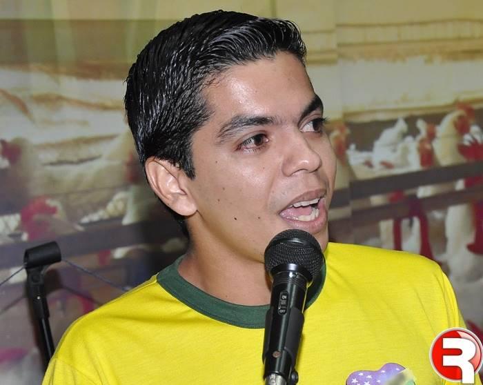 Beto Teles presidente do PRP de Sidrolândia