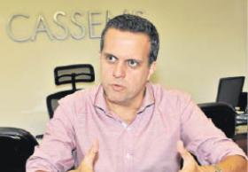 Ricardo Ayache é pré-candidato do PT ao Senado<br />Foto: Divulgação