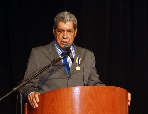 Governador do Estado, André Puccinelli (PMDB)<br />Foto: Assessoria