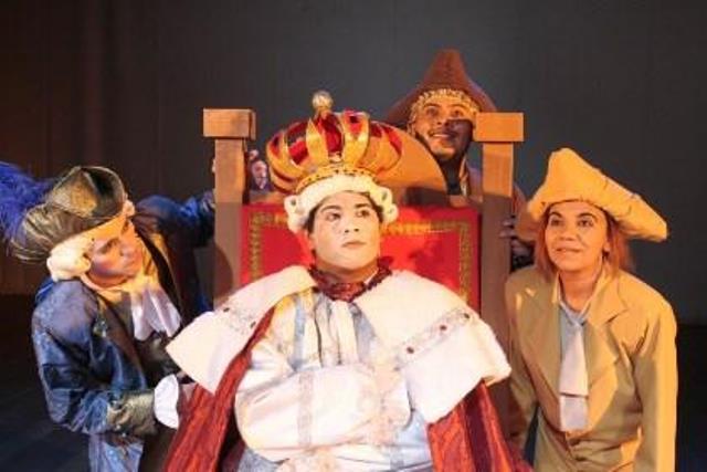 O Grupo Teatral Unicórnio foi fundado em setembro de 1986 em Campo Grande e trabalha exclusivamente com montagens de espetáculos para crianças<br />Foto: Divulgação