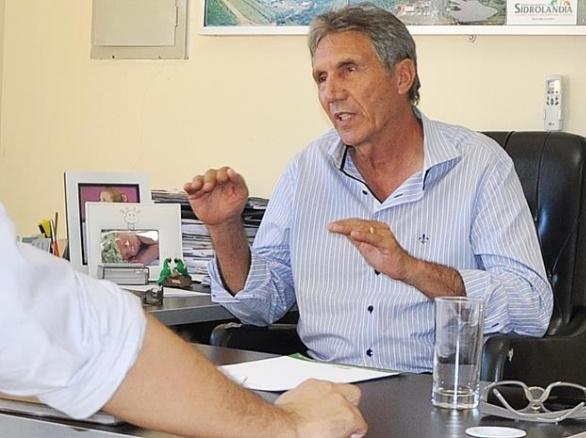 Ari Basso diz que oposição votou contra o povo ao rejeitar desafetação e obstruir projetos<br />Foto: Marcos Tomé/Região News