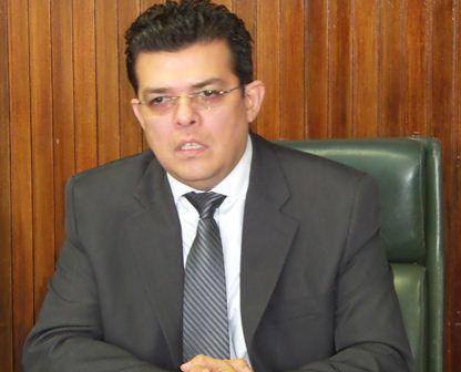 Prefeito da Capital, Gilmar Olarte (PP)<br />Foto: Arquivo
