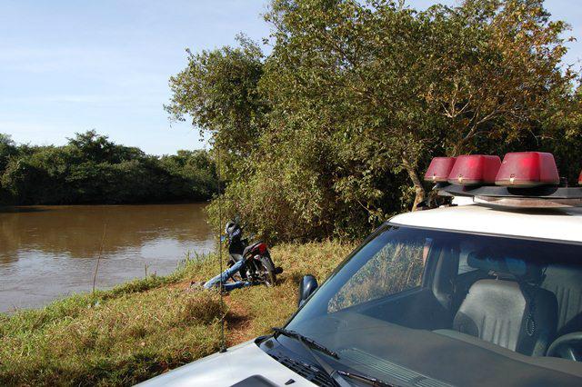 Policial foi encontrado morto na manhã de hoje<br />Foto: Renato Vessani/Vicentina Online